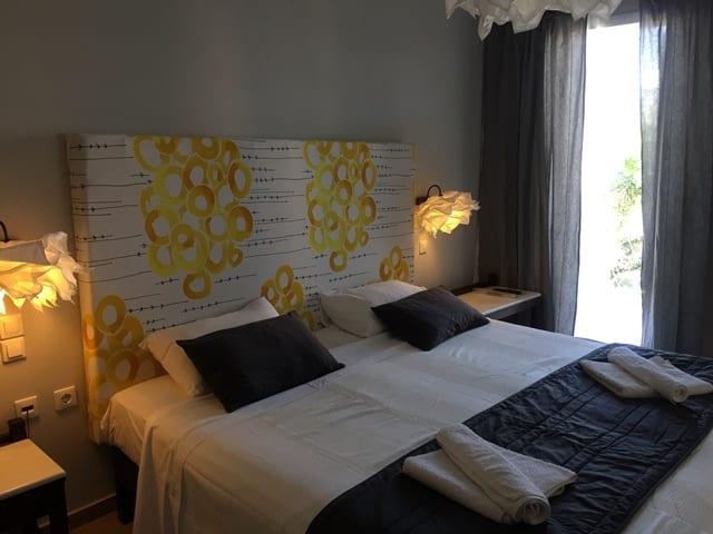 small bed & breakfast hotel