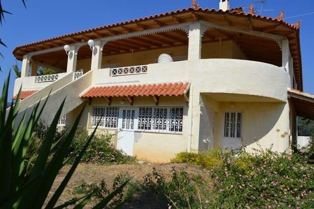 4bedroom seafront villa Nr. Ermioni