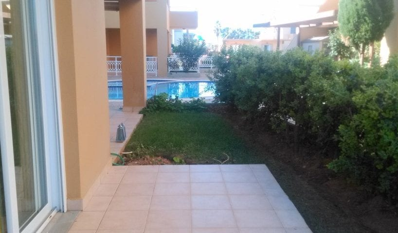 seafront apartment Maleme beach