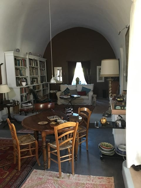 Kythira Manor house
