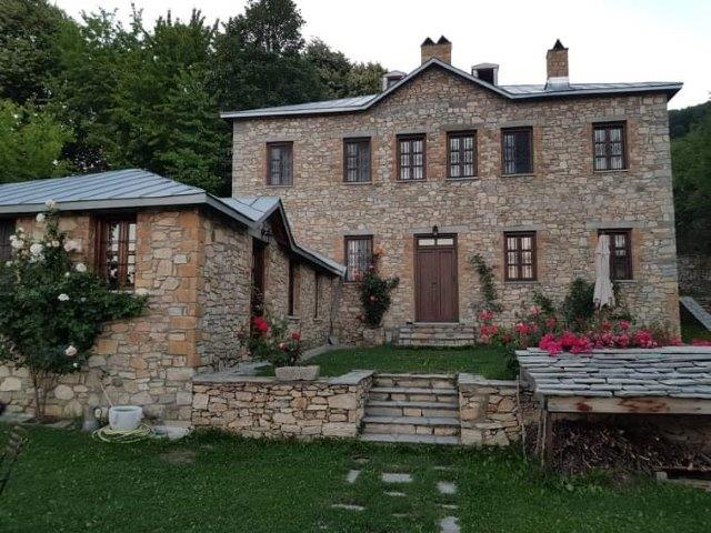 Nymfaio guest house